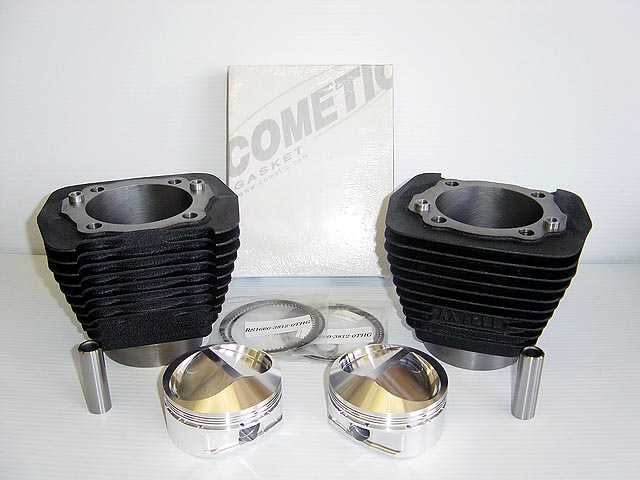 Axtell 88 Cubic Inch Kit for Harley Davidson XL Sportster or Buell