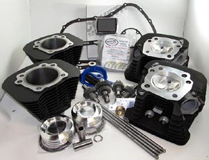 HAMMER PERFORMANCE 100+ Horsepower 883 to 1275 Conversion Package
