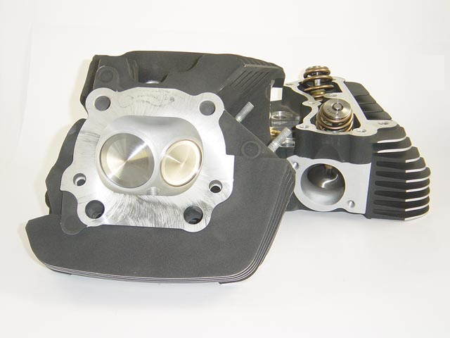 HAMMER PERFORMANCE SMASH CNC Ported Twin Cam Heads