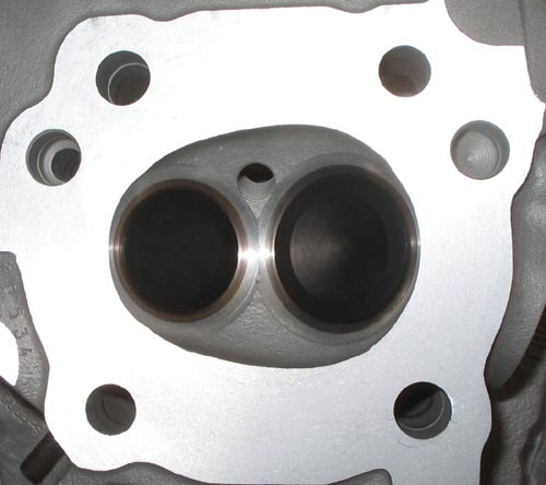 1986 Harley Davidson XL883 Sportster Combustion Chamber